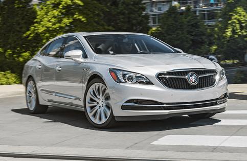 2020 Buick Lacrosse Review Interior And Specs Car Rumor Auto