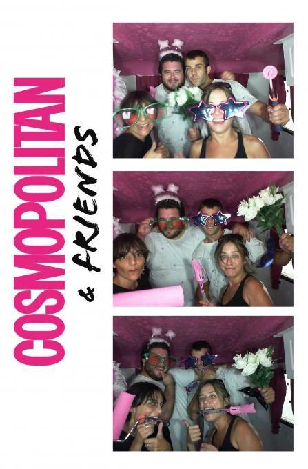 Eventos La Cabina Gris. Cosmopolitan