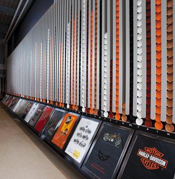 Harley Davidson Museum Shop Amuneal Museum Shop Brewery Design Store Design