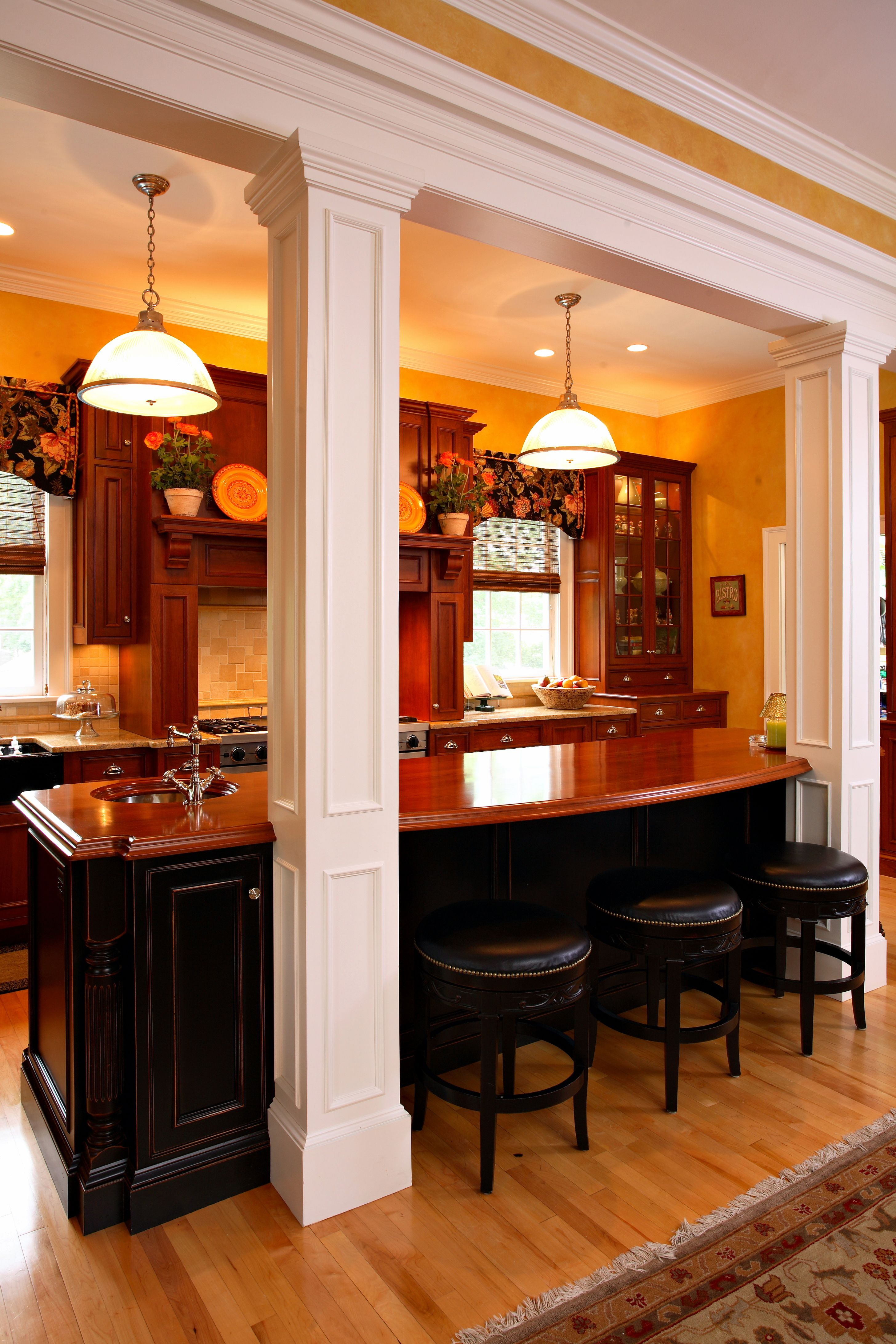Kitchen center island remodel ideas pinterest for Kitchen with centre island