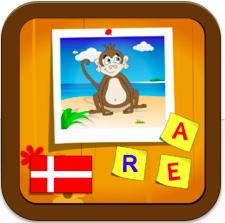 """Bogstavleg er en dansk app, der lærer børnene bogstavernes navne og lyde i kontekst: et interaktivt alfabet og et læringsspil. I """"Bogstaver og lyd"""" børnene øve sig på bogstavernes navne og lyde ved at bladre gennem et interaktivt alfabet. Klik på kasserne til hver tegning og hør de enkelte lyde i kontekst. I selve spillet skal børnene lære bogstavets navn ved at klikke på gule post-it notes som svarer til det bogstav der udtales."""