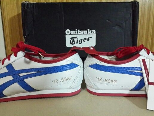 Onitsuka Mexico Asics ของคุณโกศล Edition Paris 66 Limited Tiger A8TxqRwTd