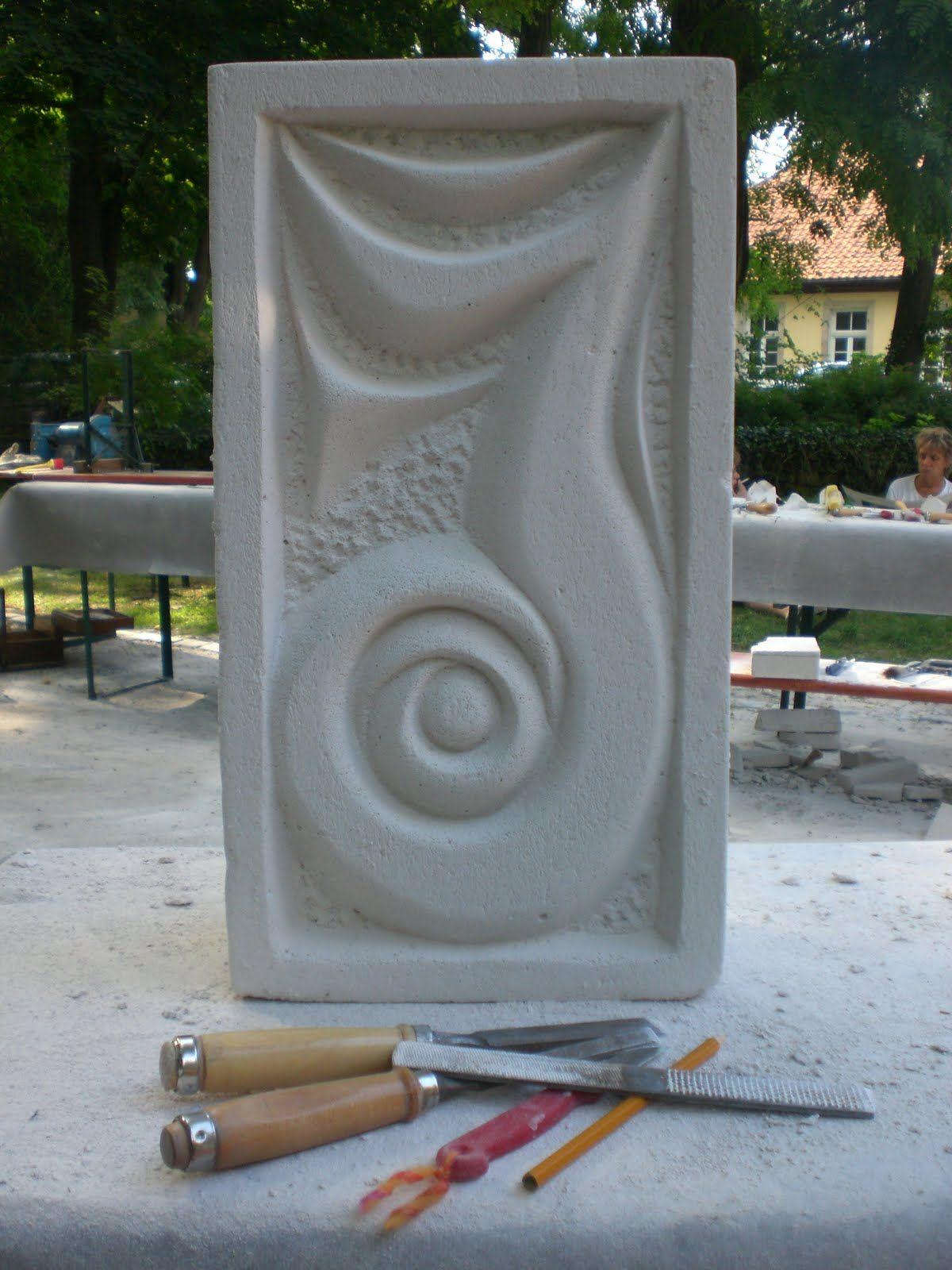 judys dies und das mai 2011 sculptures in 2018 pinterest ytong skulptur und speckstein. Black Bedroom Furniture Sets. Home Design Ideas