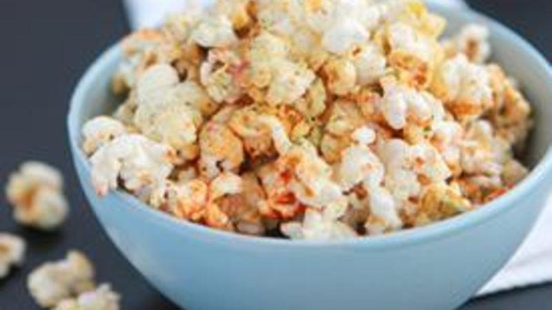 Cool ranch popcorn recipe snacks ranch popcorn recipe
