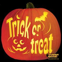 Delightful Pumpkin Trick Or Treat Good Ideas