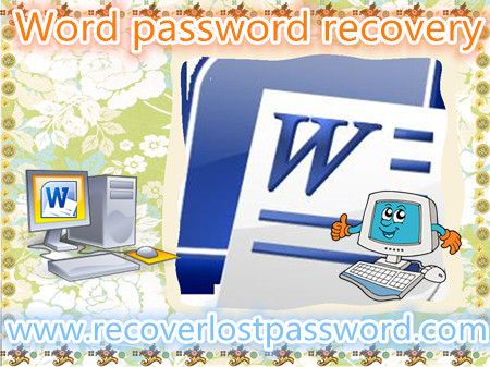 how to recover lost password for a pdf