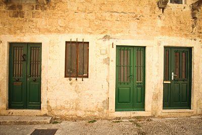 Doors.   By: Grace Macias
