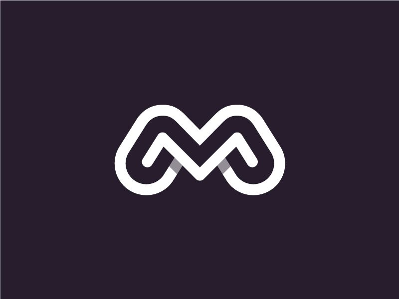 Loading 50 Letter M Logo Design Inspiration And Ideas Logo