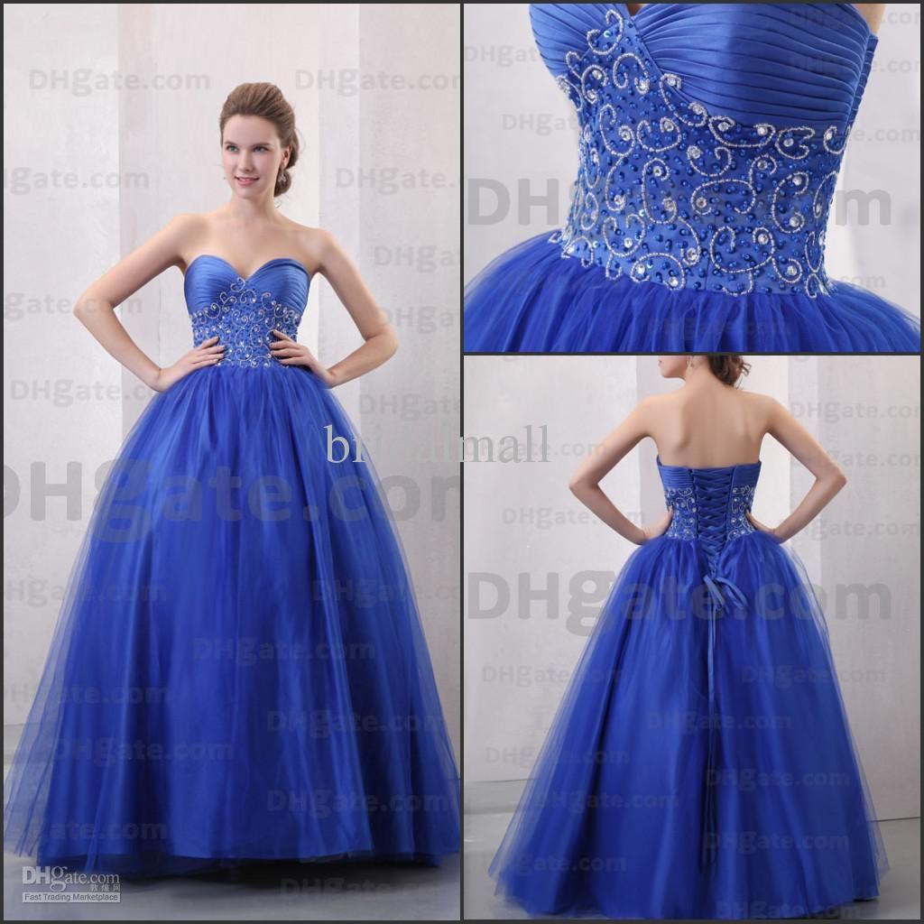 perfect-royal-blue-prom-dresses-sweetheart.jpg (1024×1024) | A-Kon ...