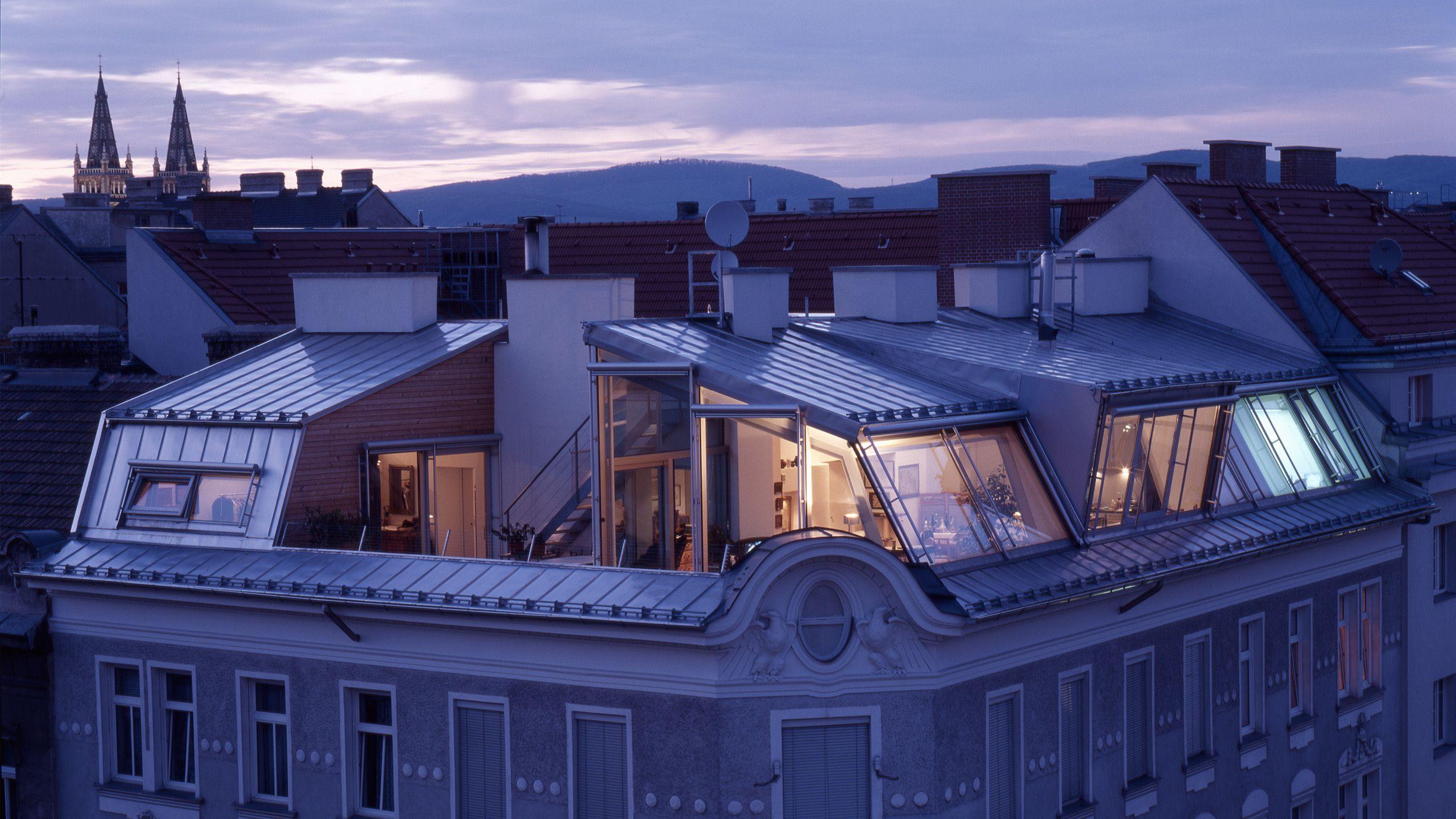 01 gernergernerplus roof8 architektur dachboden ausbau. Black Bedroom Furniture Sets. Home Design Ideas