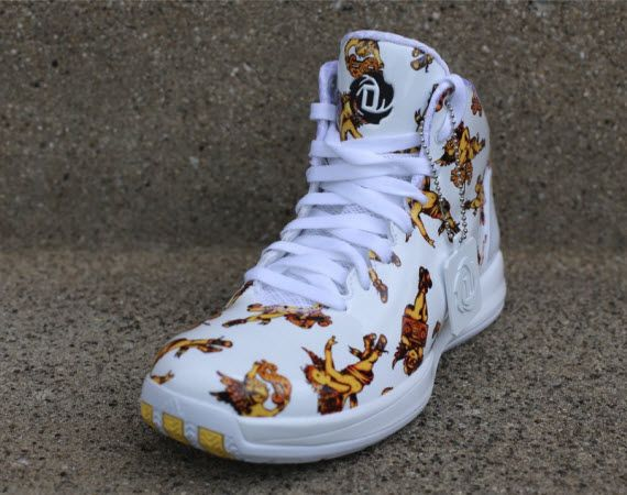 D-Rose 3.5 by Jeremy Scott