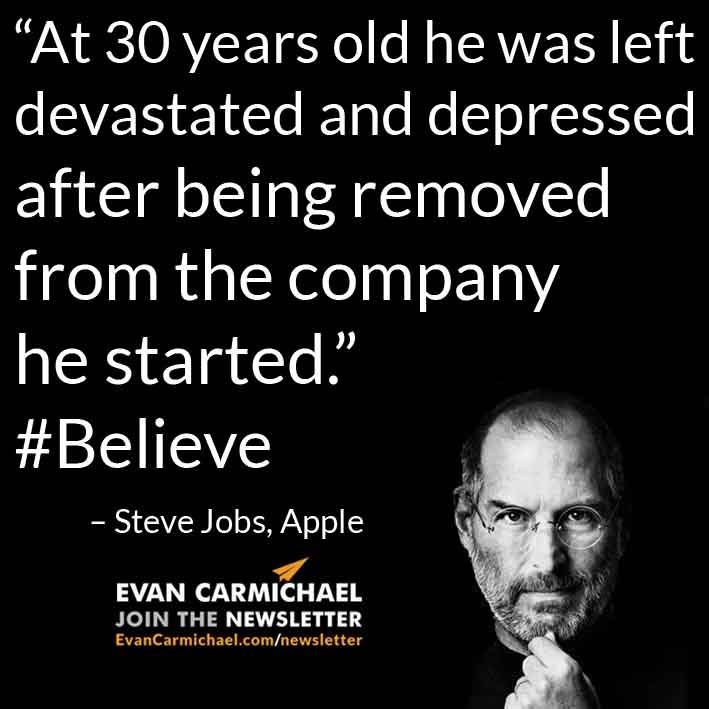 At 30 years old he was left devastated and depressed after being - jobs that are left