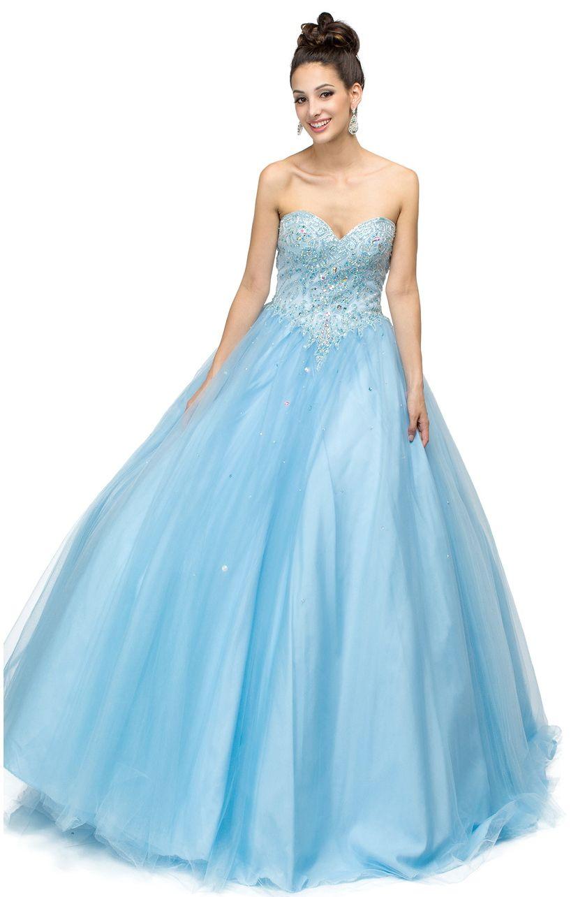 Quinceanera Dresses Prom Dresses<BR>aqn1113<BR>Sweetheart corset ...