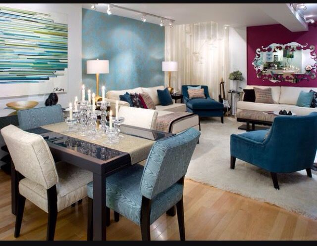 Ideas para decorar un departamento de un solo ambiente for Decorar departamentos 2 ambientes