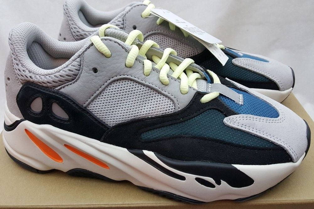 Adidas Yeezy Boost 700 Wave Runner Solid Grey Kanye West B75571 Size 6 Adidas Runningshoes Adidas Yeezy Boost Sneakers Nike Sneakers
