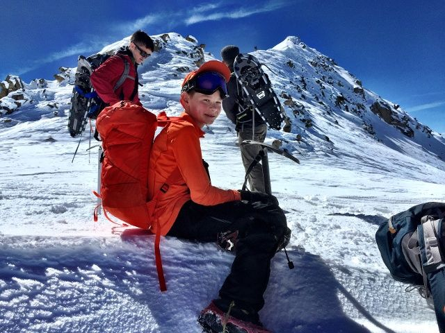 Climbing for a cause: Son to hike Mt. Shasta for mom | Local News  - Home