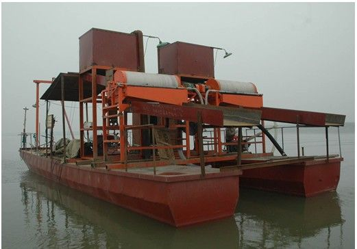 Iron sand process magnetic separator - Shaking table,Gold concentrator,Jig Separator - JiangXi Shicheng