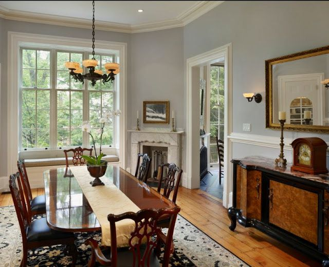 Colors Go Coastal Traditional Dining Rooms Dining Room Decor