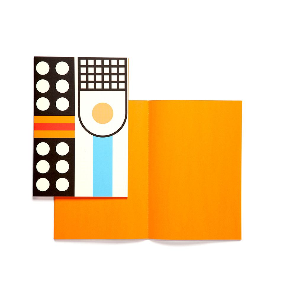 Nathalie du pasquier notebook small small notebook bright