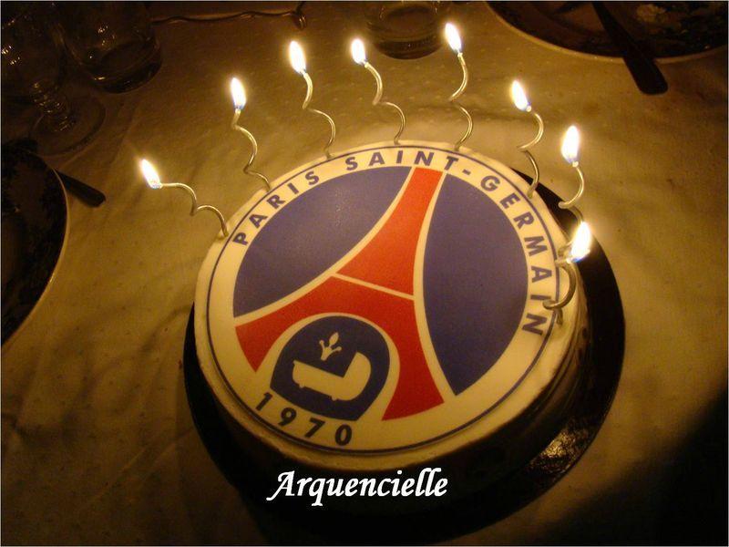 Assez 13 best PSG Cake design images on Pinterest | Cake designs, Ballon  RR37