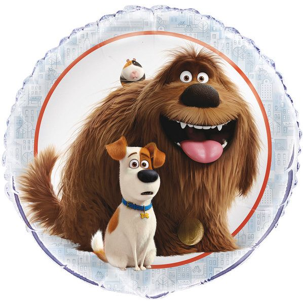 Check out Shopping for The Secret Life of Pets 18 Balloon for your next party?…