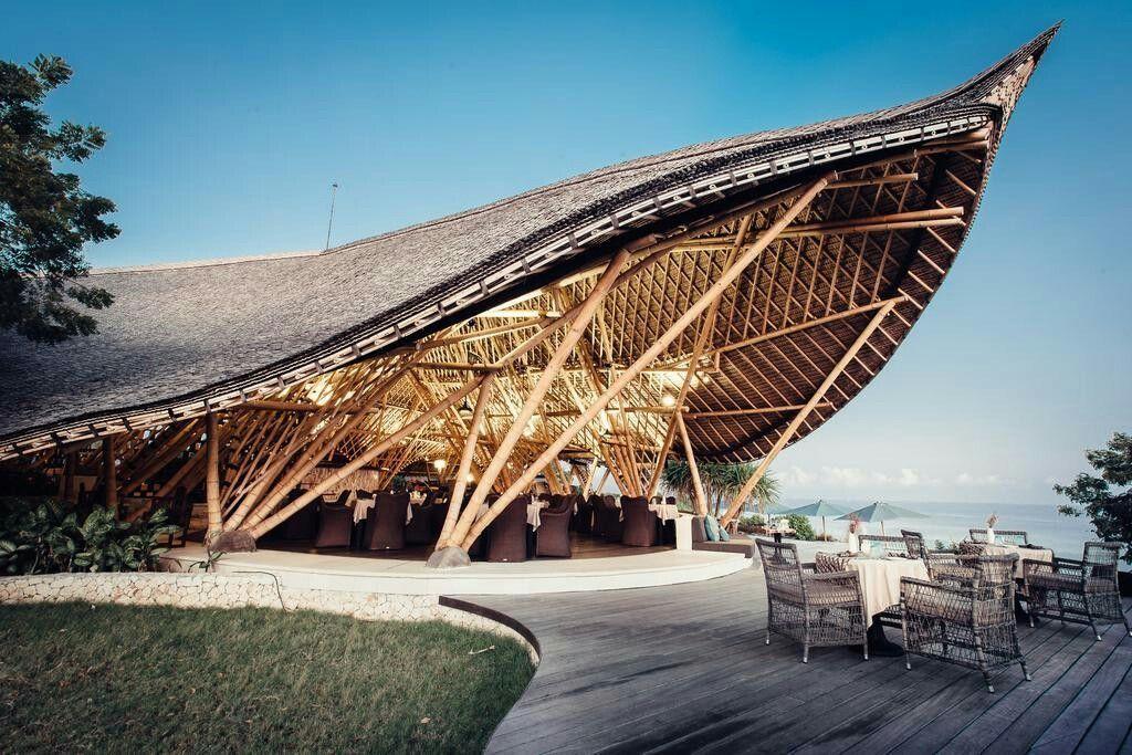 Top 10 Best Honey Moon Destination Bamboo House Design Bamboo