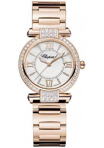 84a0d6ec756 Chopard - Imperiale Quartz 28mm Rose Gold Watch 384238-5004