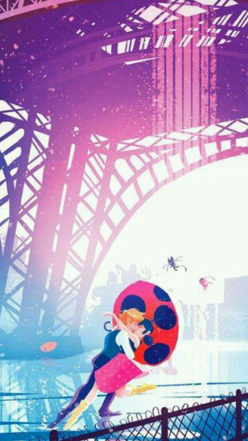 Pin By Art Quill On Miraculous Ladybug Iphone Wallpapers Miraculous Ladybug Wallpaper Miraculous Ladybug Ladybug Wallpaper