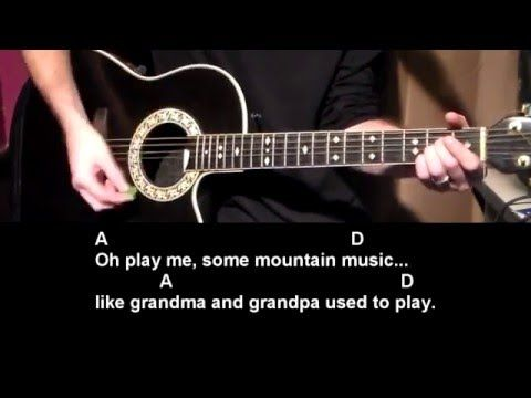 In This Guitar Lesson Tutorial You Will Learn How To Play Mountain
