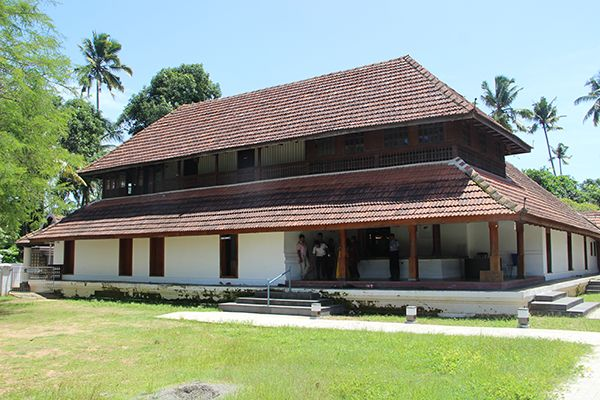 Paliam nalukettu is part of muziris heritage project for The space scape architects thrissur kerala