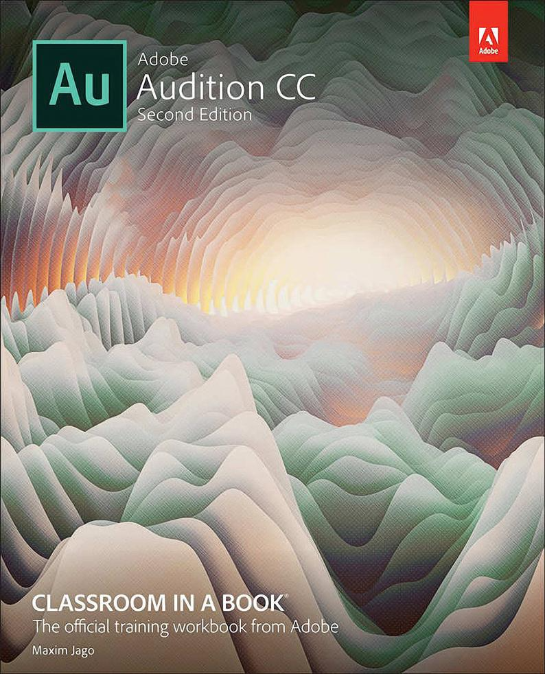 Adobe Audition Cc Classroom In A Book Etsy In 2021 Adobe Audition Reading Online Ebook
