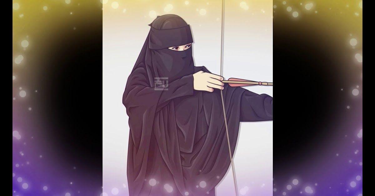 27 Gambar Kartun Bercadar Cantik Kumpulan Gambar Kartun Muslimah Bercadar Youtube Download Gambar Kartun Hijab Sedih Kata Kata Bij Di 2020 Gambar Kartun Foto Lucu