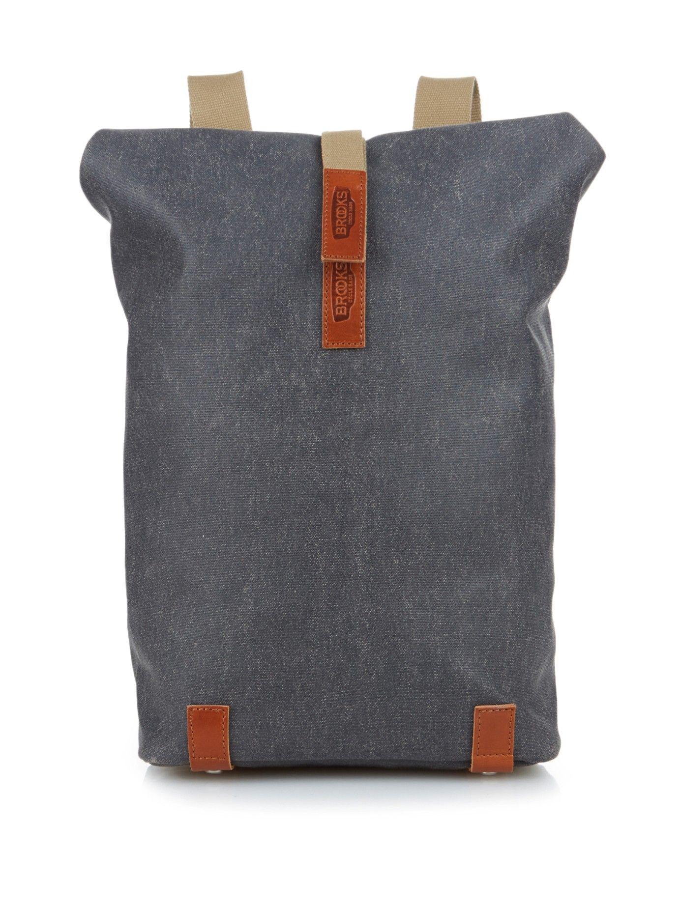 01b863bc1 Pickwick small backpack | Brooks England | kinda futuristic, kinda retro