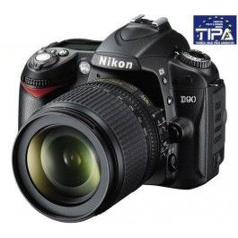 D90 + AF-S DX Nikkor 18-105mm f/3.5-5.6G ED VR Lens + SDHC Premium Series - Flash memory card - 16 GB - Class 10 #HiWiX
