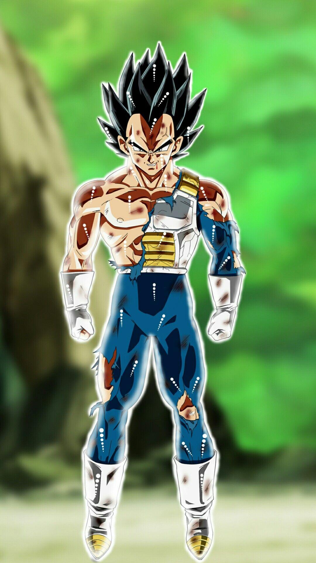 Vegeta Ultra Instinct Personajes De Goku Personajes De Dragon Ball Dragones