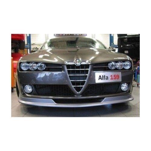 Alfa 159 Lester DTM Front Splitter - ABS