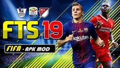 FTS Mod FIFA 19 by WorldGames Android Latest Hello