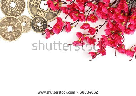 stock-photo-chinese-new-year-decoration-copper-coin-and-pink-plum-blossom-68804662.jpg (450×320)
