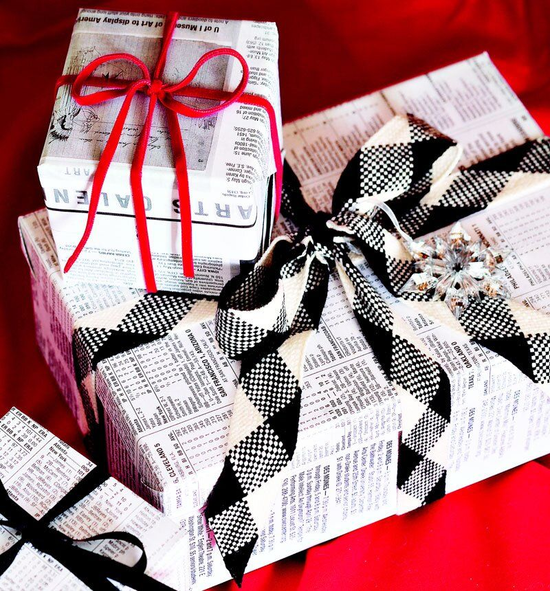 Easy Christmas Gift Wrapping Ideas in 2020 Gift wrapping