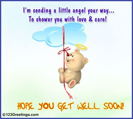 Get Well Soon Message  Google Search  Get Well Soon