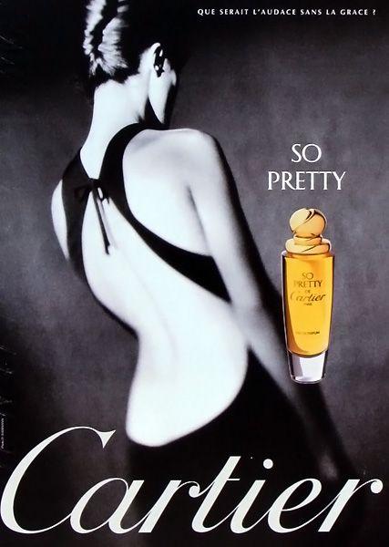 Cartier So Pretty Eau De Parfum (1995): Timeless Young Chypre {Perfume Review} - The Scented Salamander: Perfume & Beauty Blog & Webzine