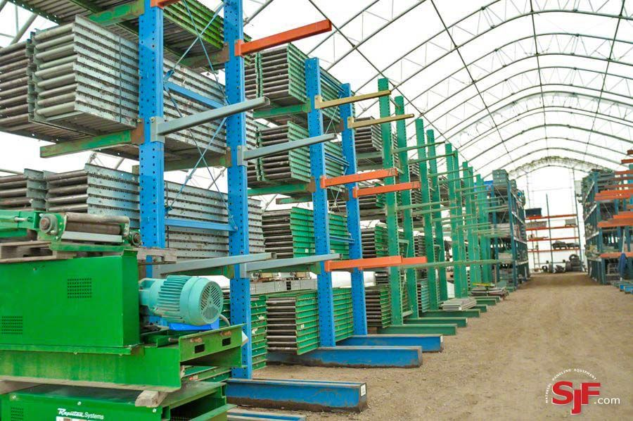 Cantilever Storage Racks New Used Buy Sell Cantilever Racks Lumber Storage Lumber Storage Rack
