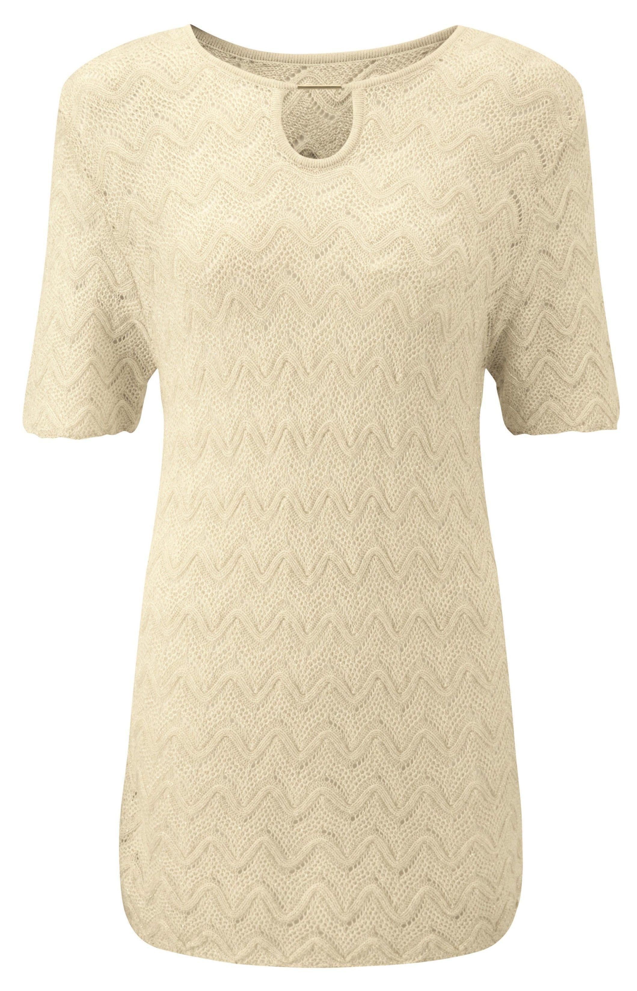 Ivory Tunic Product Code W797 Www Damart Co Uk Sweaters Fashion Sleeveless Jumper