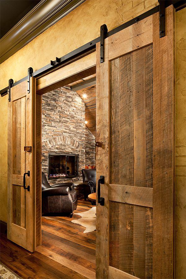 Tims Ford Lake Builders Door Plan Woods Sliding Wood Barn Door