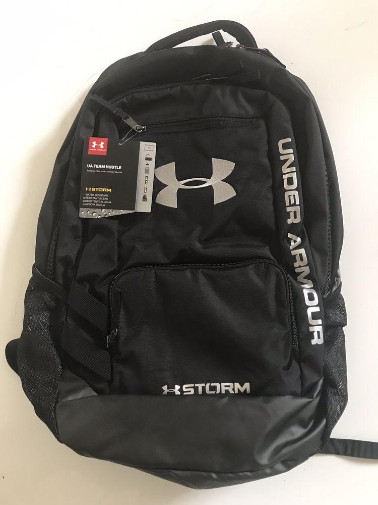 "New arrival UA Storm Hustle 3.0 Backpack 15/"" Water-Resist Laptop Camping Bag"