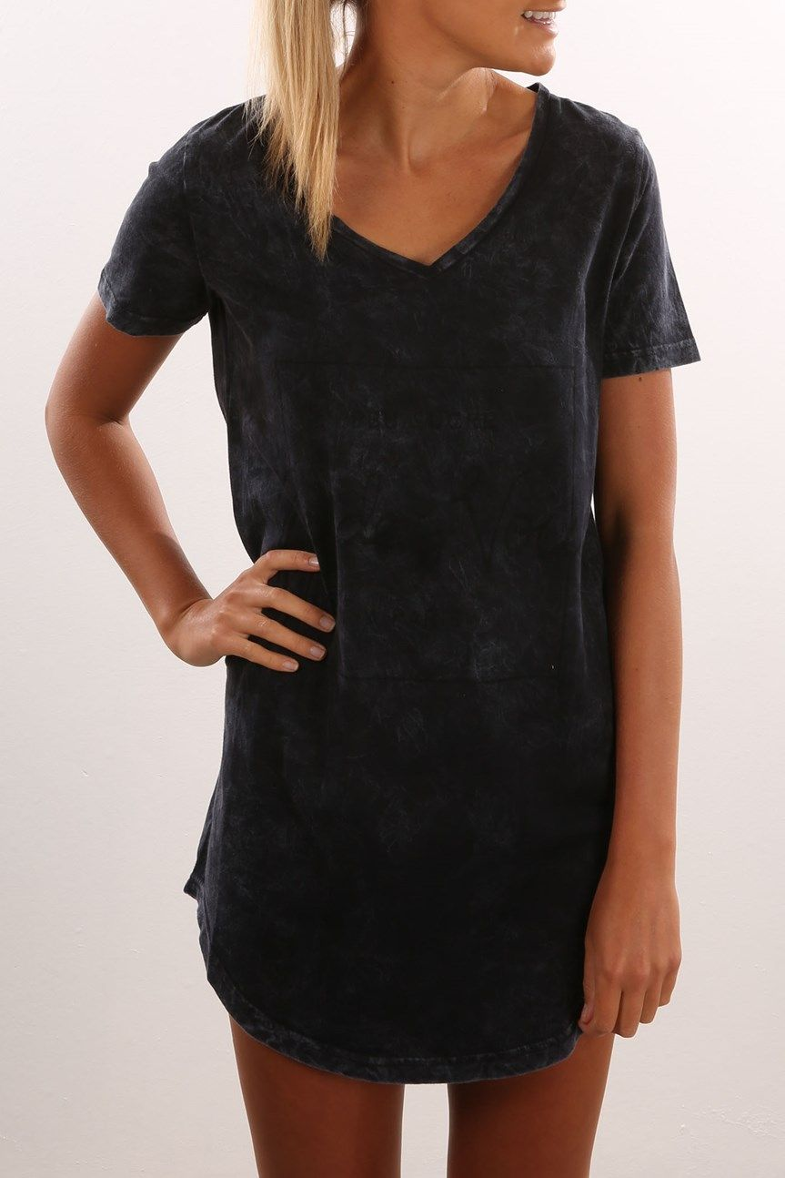 Check out this product from Jean Jail: All About Eve: Faith Tee Dress Navy