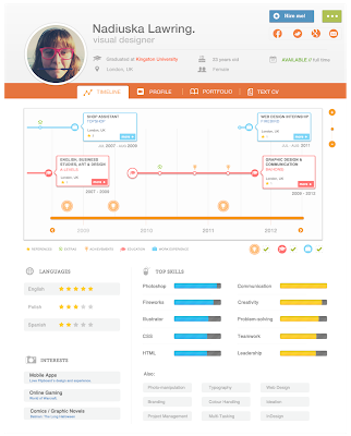 Infographic Police Eyes On Data Visualisation Epik Cv Create The Ultimate Cv How To Make Resume Resume Design Free