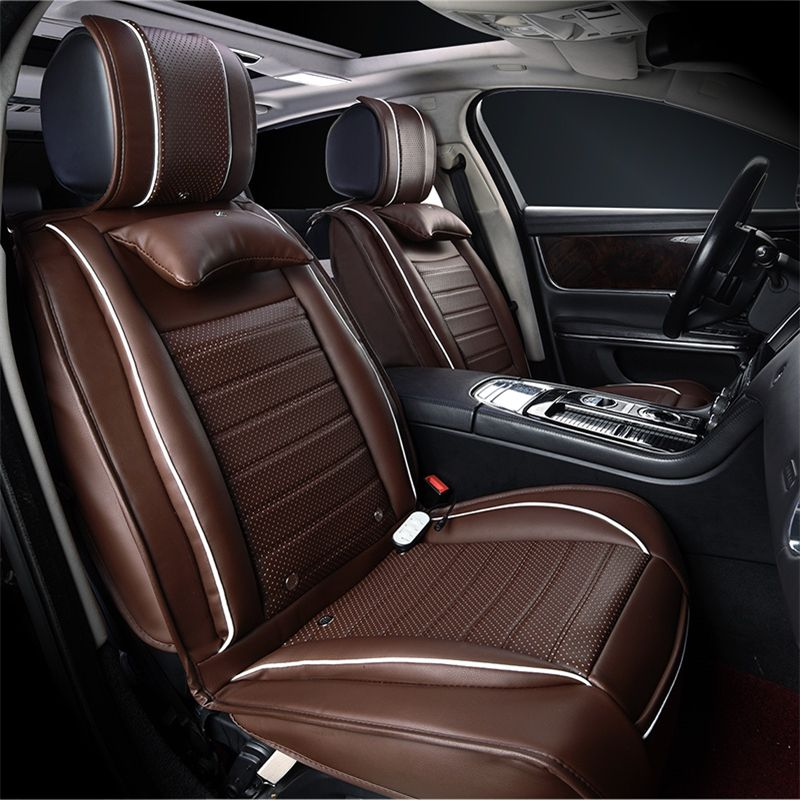 Perforated Leather Seat Covers For Dodge Viper Jcuv