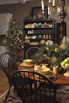 Rooster Dining Room Decorating Ideas