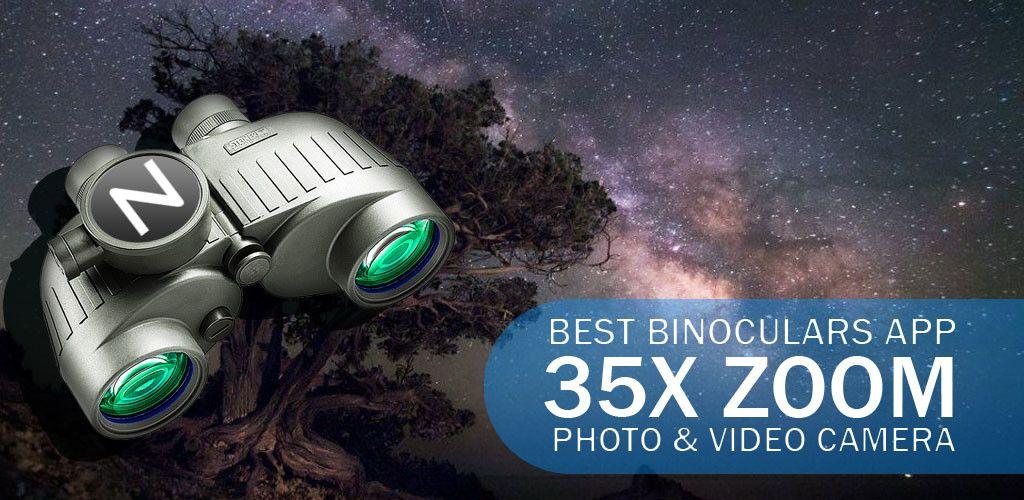 Binoculars 35x Zoom Night Mode (Photo And Video) V2.2.5